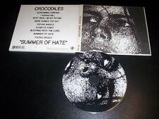 Crocodiles – Summer Of Hate CD digipak Fat Possum Records 2009