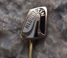 Antique Tesla Hloubetin TV Television Czech Electronics Sine Company Pin Badge