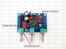 12V Preamplifier XR1075 BBE Sound Surround Effect Amplifier Preamp Board New