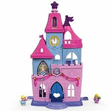 Disney Princess Magical Wand Palace Toddler Activity Toy with Figure Play Game