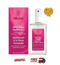 WELEDA WILD ROSE - NATURAL SENSITIVE SPRAY DEODORANT  100ml