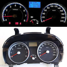 CLUSTER ASSY INSTRUMENT Dash board For Hyundai New Verna Accent Transform