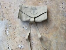 US ARMY Association Paquet Sac FIRST AID medical corps iléostomie Carrier 1944 wk2