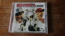 don't sleep 2 - cd rap hip hop