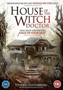 HOUSE OF THE WITCH DOCTOR - DVD **NEW SEALED**FREE POST**