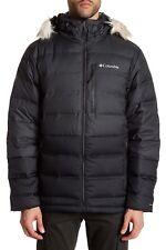 COLUMBIA North Protection Mens XL Down Hooded Winter Parka/Jacket/Coat $220