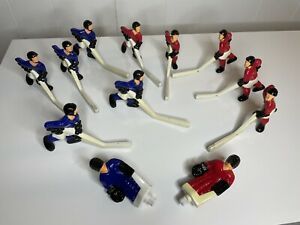 Table Bubble Hockey Replacement Players Blue And Red
