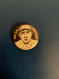 1910-12 Sweet Caporal Pins (P2) John Titus Philadelphia Phillies