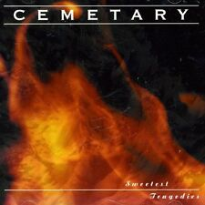 CEMETARY - Sweetest Tragedies  (Best Of) CD