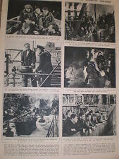 Photo article Ealing Studios film San Demetrio London 1944 ref Z2