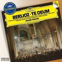ABBADO/ARAIZA/EUROPEAN COMMUNITY YOUTH ORCHESTRA/+ - BERLIOZ: TE DEUM  CD NEW!