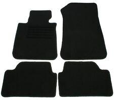 Fußmatten Set für 1er BMW E87 04-11 Velours Autoteppiche Matten