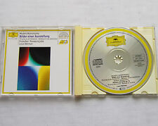 Lazar BERMAN / MUSSORGSKY-PROKOFIEV W.GERMANY CD DGG 431 170-2 (PDO full silver)