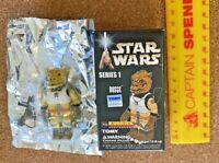 BOSSK BOUNTY HUNTER STAR WARS KUBRICK ACTION FIGURE MEDICOM 2003 MINT + BOX!!!