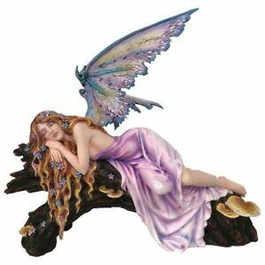 Nemesis Now Drema Sleeping Woodland Fairy Figurine Ornament 34cm D4994R0