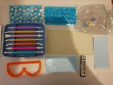 Cake Decorating Tools Molds Cutter Lot Bundle New