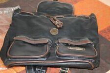 Peugeot Rucksack , Neuware , Leder , Braun-Schwarz , original ET Nr:00A555 ,