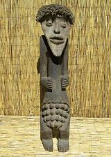 """African Mambila Figure From Cameroon 49"""" Tall"""