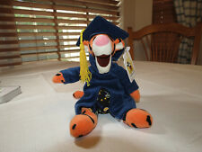 Walt Disney World Grad Nite Tigger Bean Bag 122-14568 Pre owned