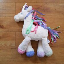 Jellycat Chime Unicorn Soft Toy Plush Rattle Comforter Lollopylou Horse J4123