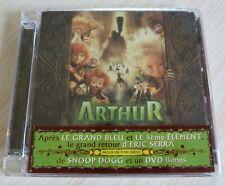 CD + DVD ALBUM ARTHUR ET LES MINIMOYS BOF FILM ERIC SERRA LUC BESSON NEUF