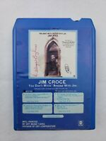 Jim Croce, You Don't Mess Around With Jim 8 track tape