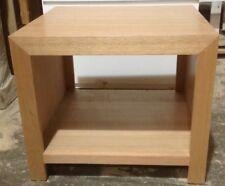 Lamp Table, Morgan, Tassie Oak,500x500