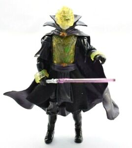 Star Wars Legacy Collection Darth Bane Figure - Sith Legacy Complete - RARE