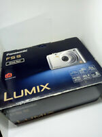 Panasonic LUMIX DMC-FS5 10.1MP 10 Megapixels Digital Camera - Black - LEICA 10MP