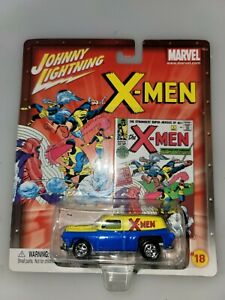Johnny Lightning X-MEN #18 '54 Chevy Panel Van