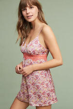 NWT AnthropologieJuniper Sleep Romper by Floreat Size XS X-Small