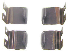 1967, 1968,1969 Camaro Firebird Roofrail Weatherstrip Blow Out Clip Set Correct