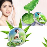 30g Natural Aloe Vera Gel 100% PURE ORGANIC - Soothing Gel Moisturizer Anti-Acne