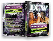 ECW Wrestling: Hostile City Showdown 1996 DVD-R, Rob Van Dam Raven Shane Douglas