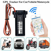 GPS Tracker For Car Vehicle Motorcycle Bike GSM Locator Tracking Device