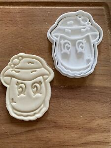 dorothy the dinosaur Cookie Cutter