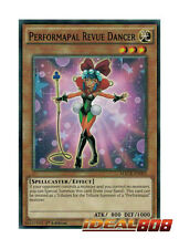 YUGIOH x 3 Performapal Revue Dancer - MACR-EN003 - Common - 1st Edition Near Min
