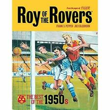 Roy of the Rovers: Best of the '50s: 65th Anniversary C - Hardback NEW Pepper, F