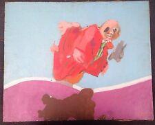 Jean Claude GLIERE  : Huile Sur Toile Signée Datée 1967 Galerie Lahumiere