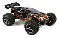 Custom Body Muddy Orange for Traxxas E-Revo 1/10 Truck Car Shell Cover 1:10
