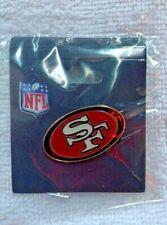 NFL Football San Francisco 49ers Logo Lapel Pin