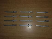 Playmobil MEDIEVAL,ARMAS, ESPADAS, épées playmobil, sabres