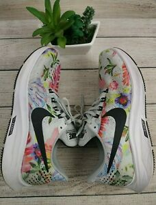Nike Air Zoom Pegasus 35 Running Shoes Floral Womens Size 6.5