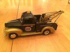 1940 FORD WRECKER, GULF OIL, STOCK #19657, ONLY 500 PRODUCED!!