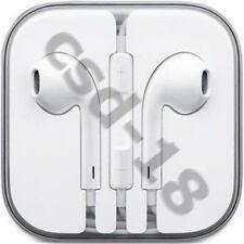 Ecouteurs stéréo kit pietons Earpods Micro + Télécommande Iphone 4 4s 5 5s 6 6s