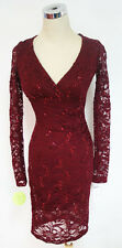 WINDSOR Burgundy Homecoming Party Dress 1 - $77 NWT