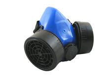 Azul Cyber Respirador cyberlox Rave Goth Steampunk Cosplay Industrial