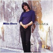 New: Stern, Mike: Voices  Audio CD