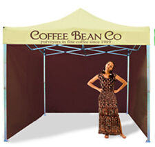 MOBILE CATERING TRAILER ALUMINIUM FRAME GAZEBO COMMERCIAL COFFEE BAR EVENTS