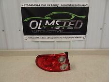 04 05 06 Pontiac GTO Driver Side Tail Light OEM LS1 OEM LH Left Taillight